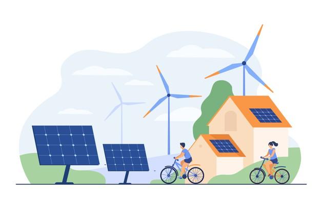ენერგიის განახლებადი წყაროები