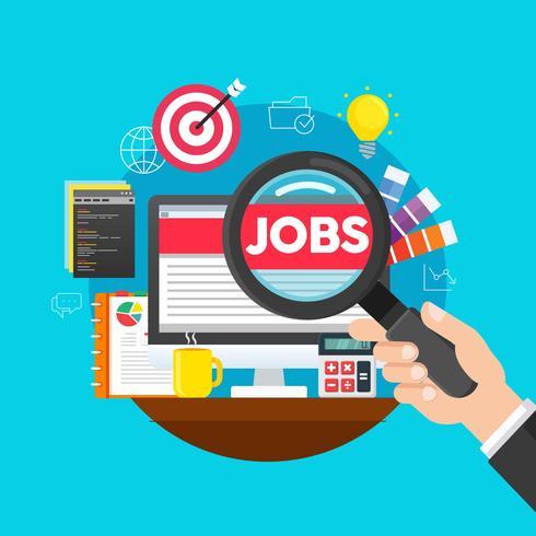 Vacancies, employment