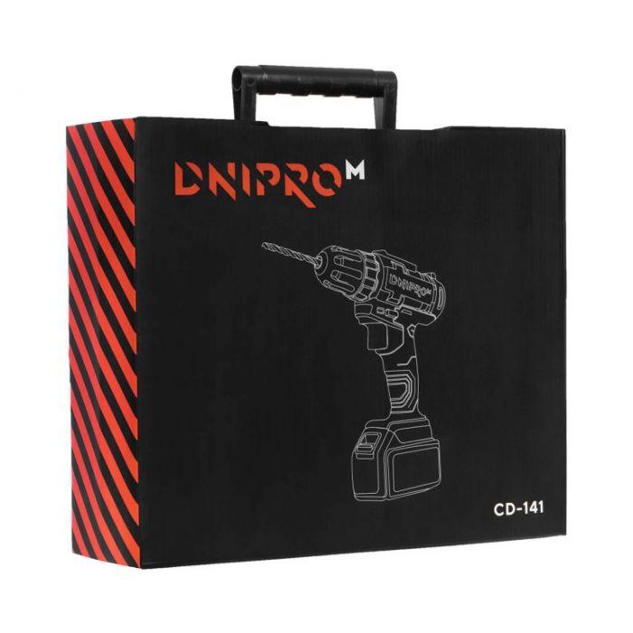 "CD-141 ხრახნდამჭერი ელემენტზე ""DNIPRO-М"""